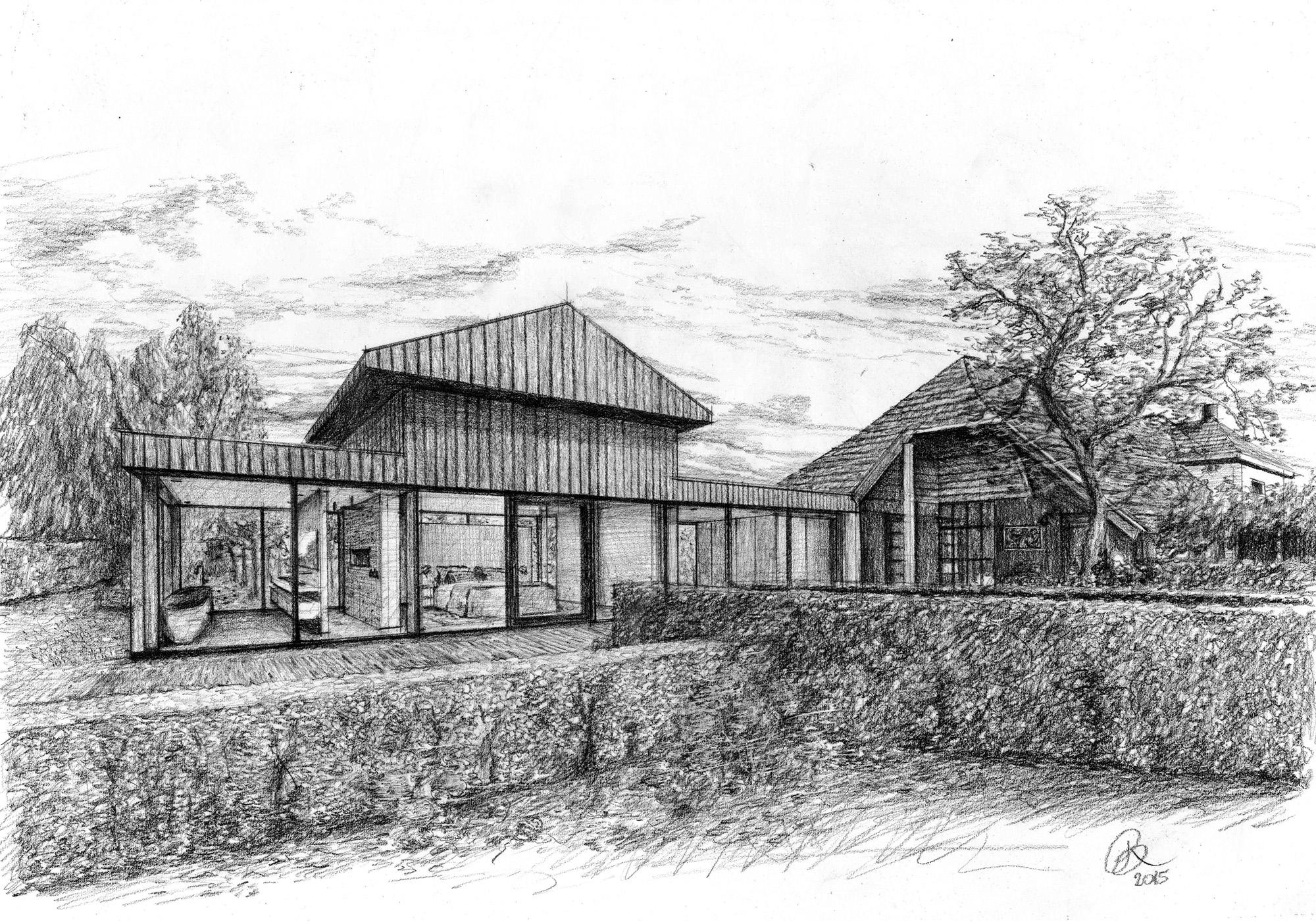 Impressie architect Tiel
