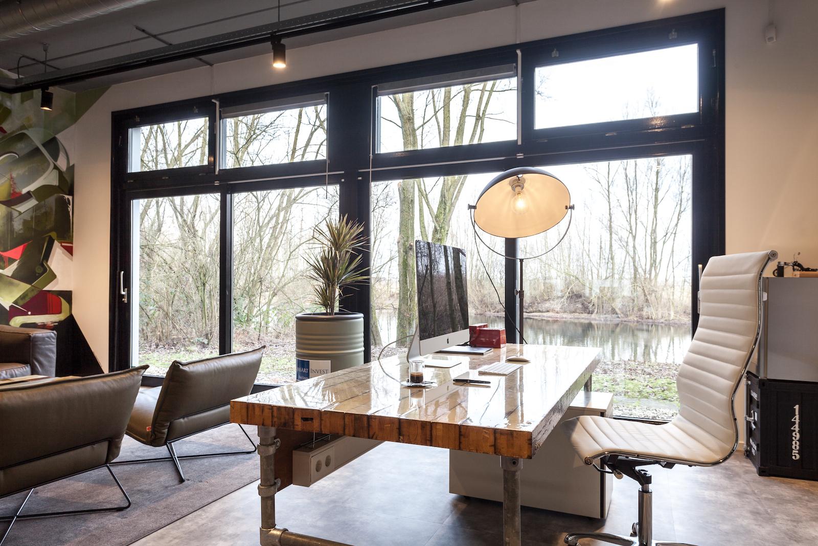 Verbouwing kantoor Wijchen architectenbureau Bob Romijnders