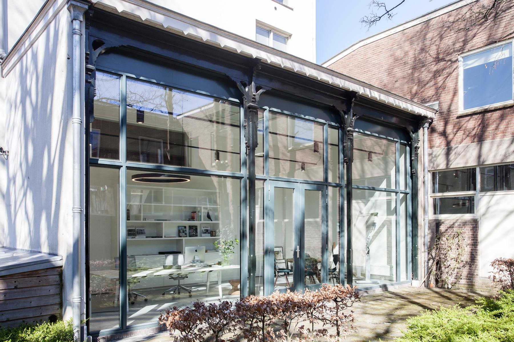 Architectenbureau Nijmegen buitenkant