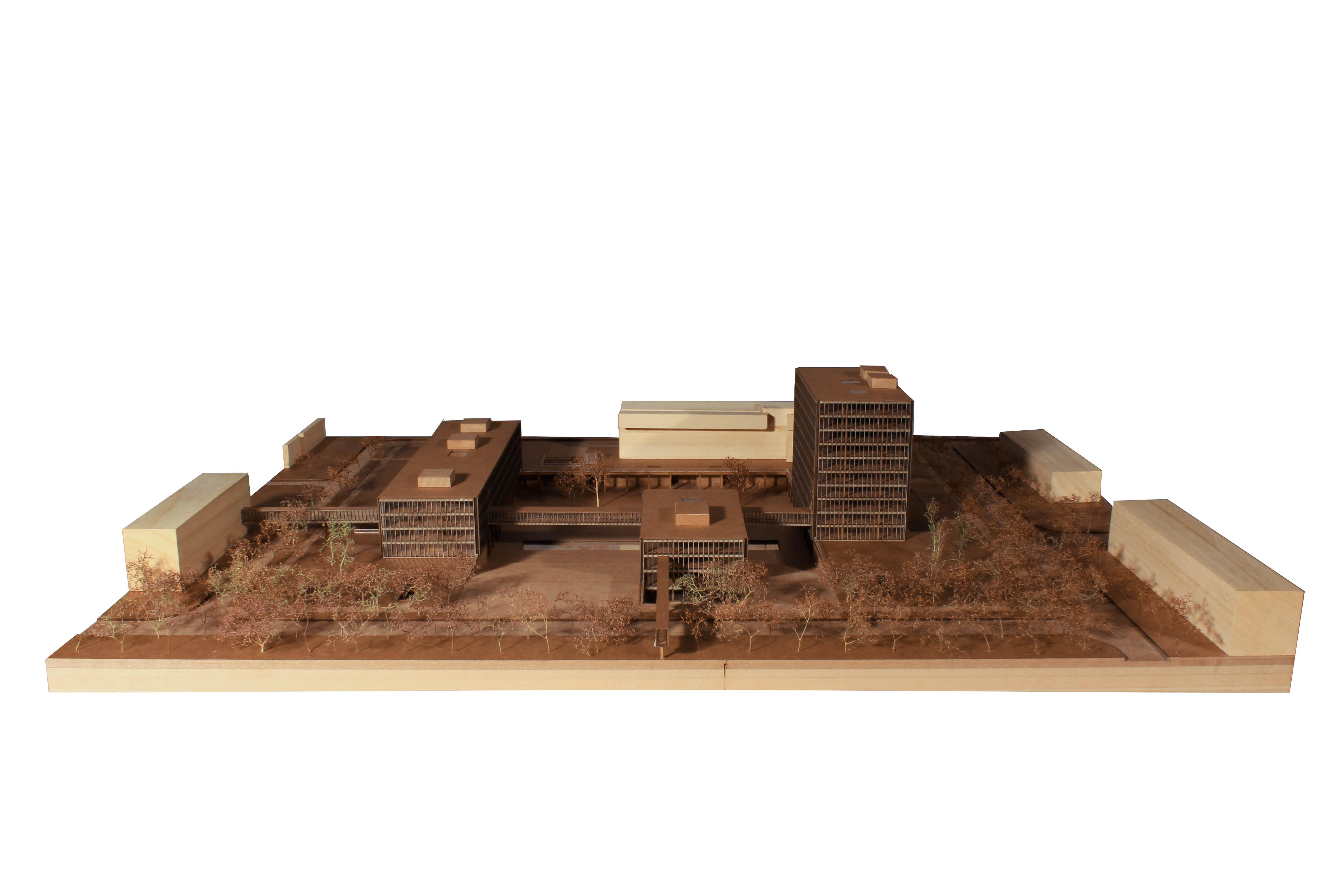 Maquette Architect Wijchen