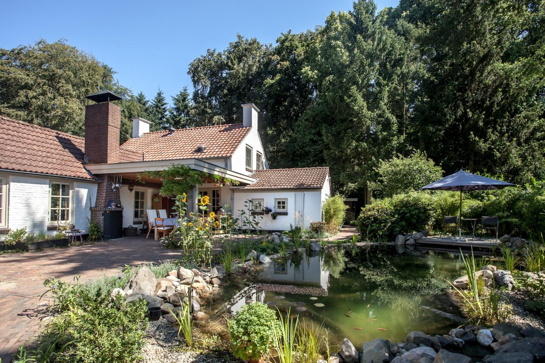 Verbouwing Mook Villa tuinontwerp