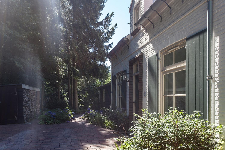Verbouwing Mook Villa voorgevel