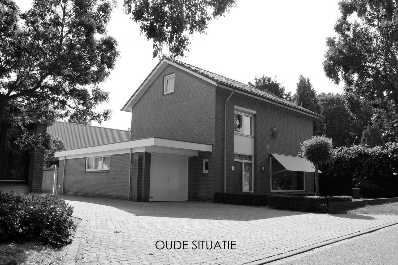 Woning voor verbouwing door architect Bob Romijnders