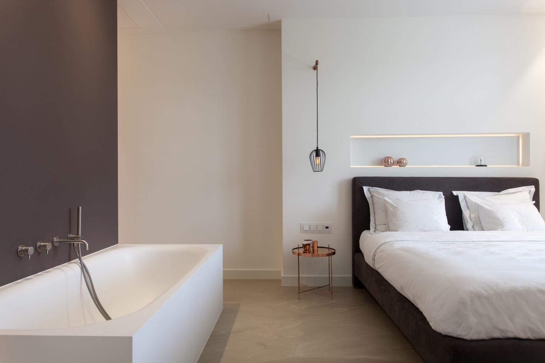 Interieurarchitect luxe badkamer Nijmegen