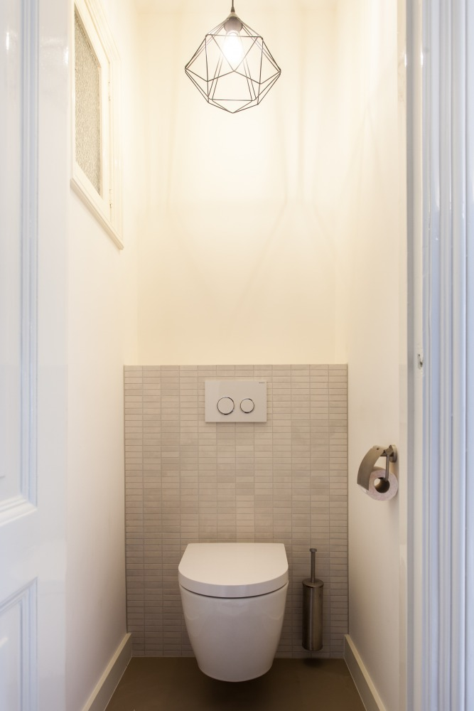 Interieurarchitect toilet Nijmegen