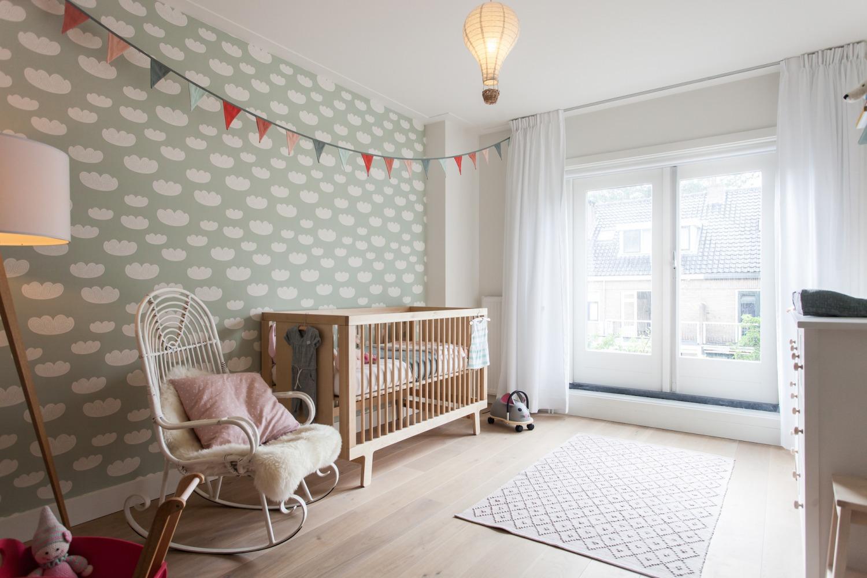 Verbouwing jaren-30-woning verbouwing babykamer kinderkamer