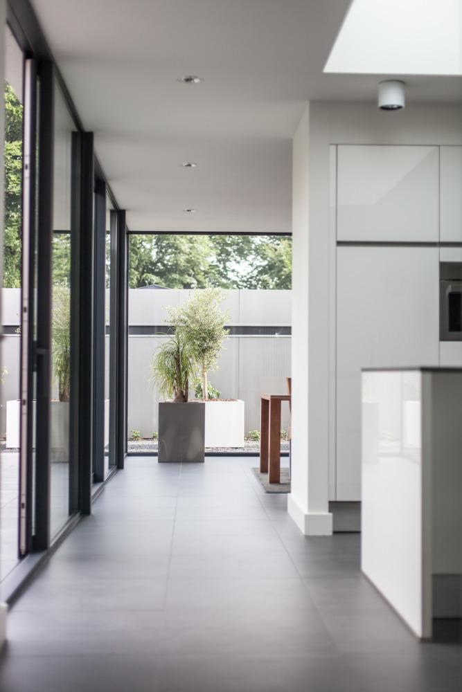 design ontwerp moderne villa gedateerde woning wijchen bij Nijmegen