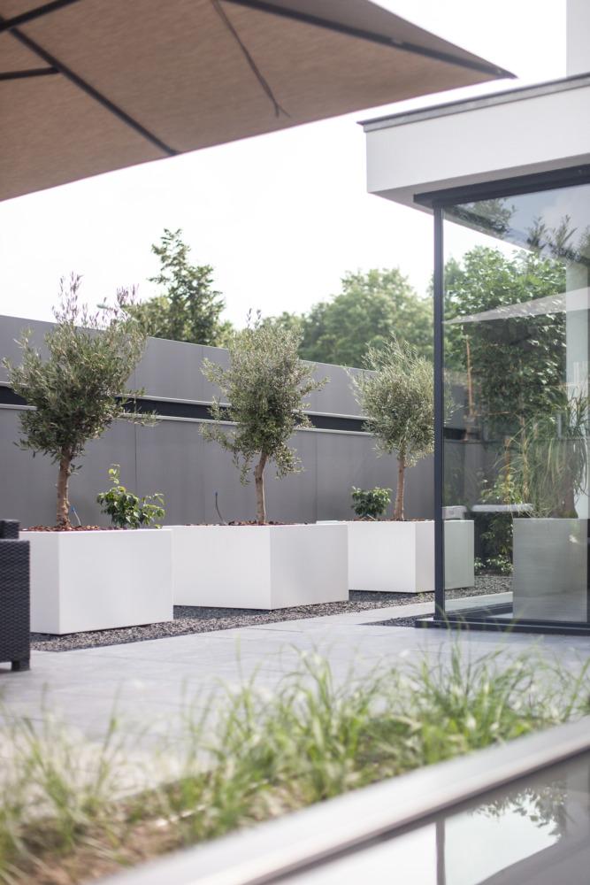 architectenbureau moderne villa renovatie gedateerde woning