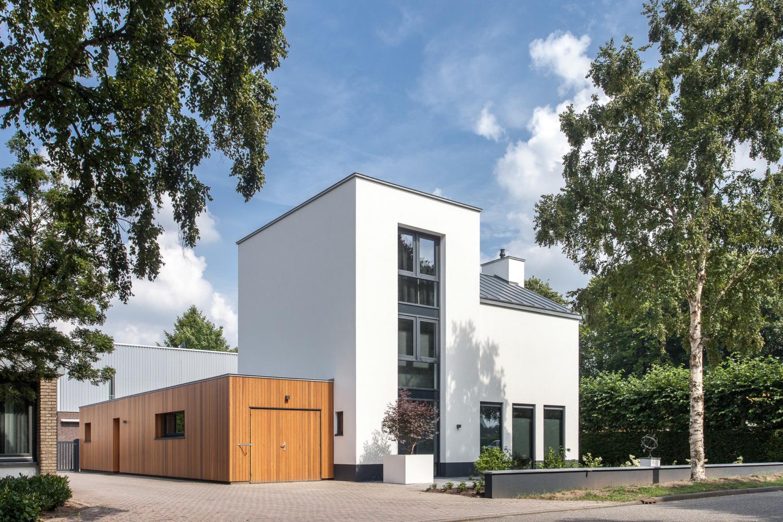 Renovatie woning wijchen architect moderne woning