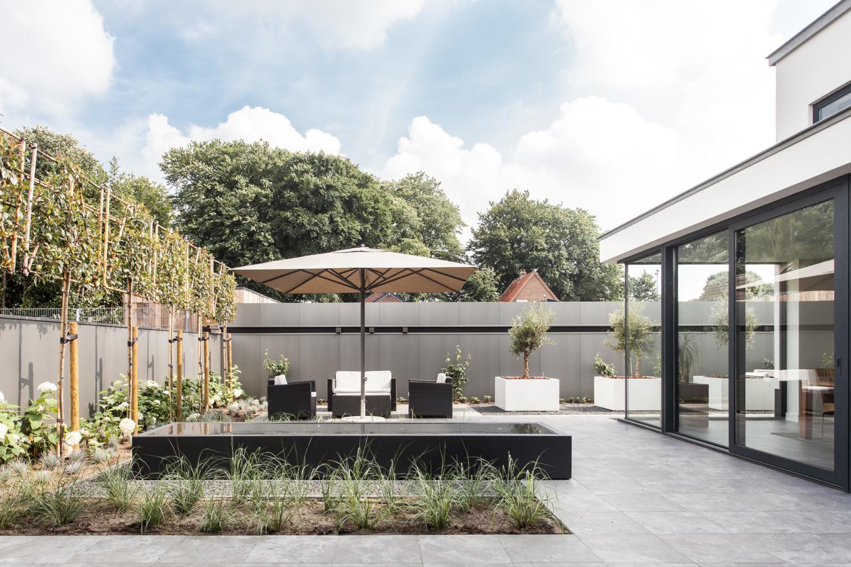 architectenbureau wijchen renovatie moderne woning