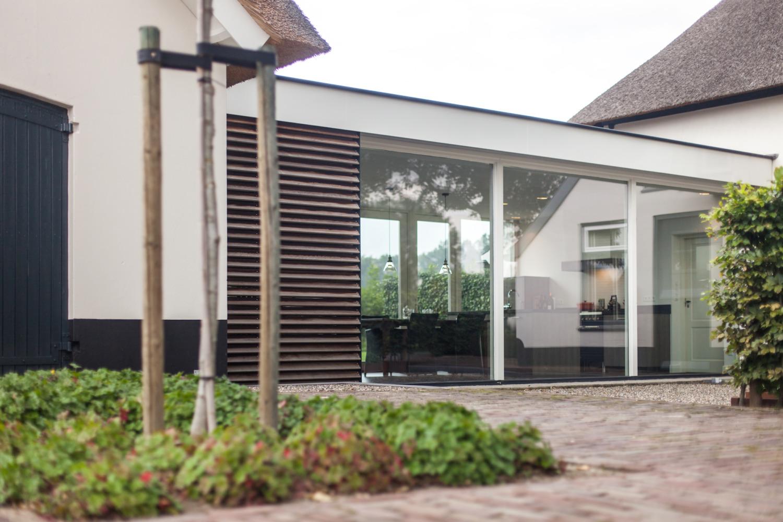 Verbouwing woonboerderij Winssen