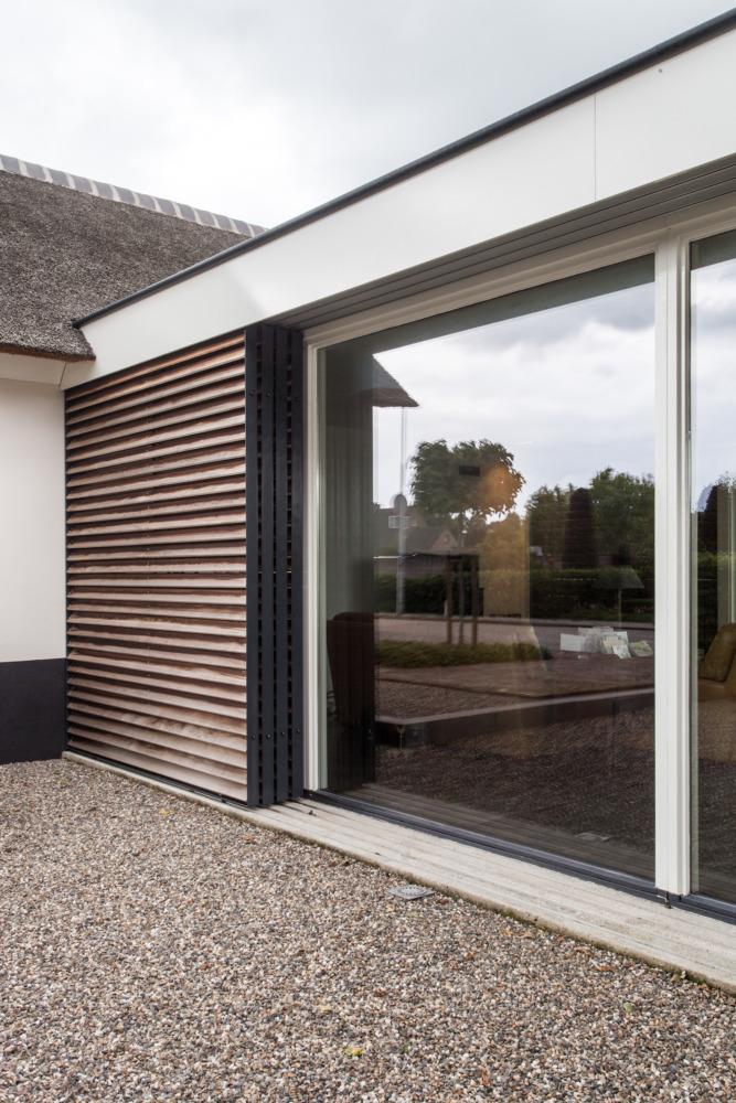 architect in Den Bosch voor woonboerderij