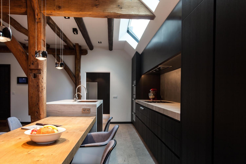 interior design dutch farmhouse modern kitchen