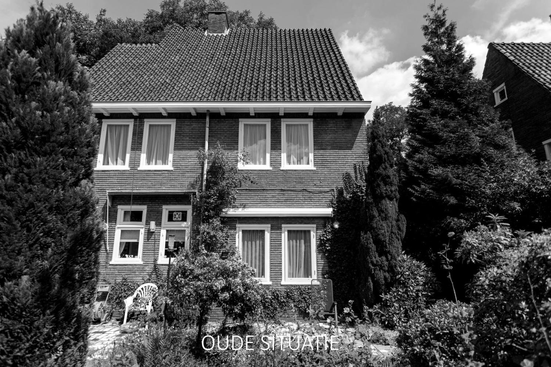 Verbouwing villa Nijmegen architect Nijmegen 1