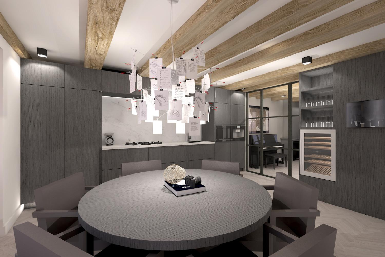Interieurontwerp keuken amsterdam