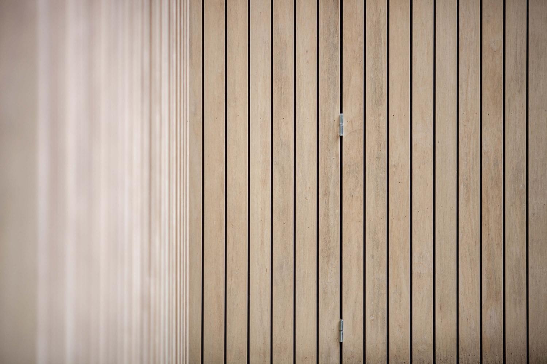 houten carport voor villa heilig landstichting