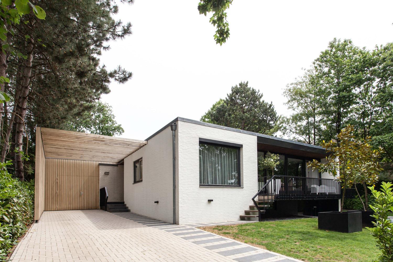 villa ontwerp heilig landstichting door Bob bob romijnders architect