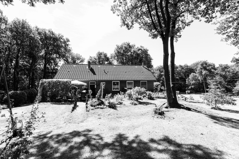 verbouwing villa bestaande situatie