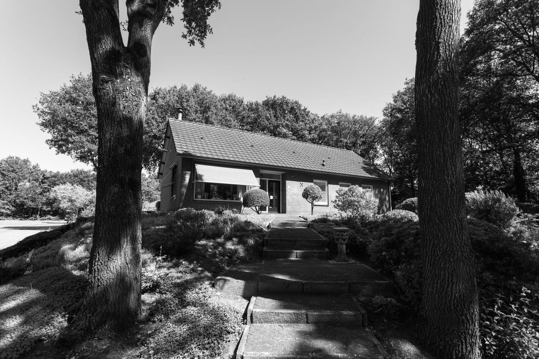 bestaande situatie verbouwing villa