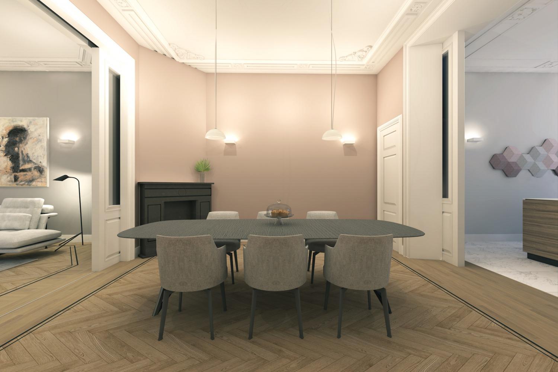 Ik zoek een interieurarchitect in Nijmegen voor het ontwerp van de woonkamer