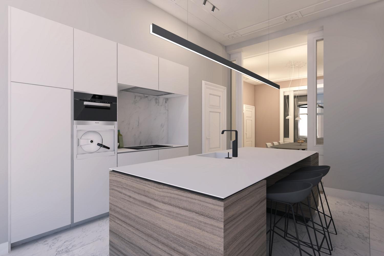 Ik zoek een interieurarchitect in Nijmegen voor een interieurontwerp voor de keuken
