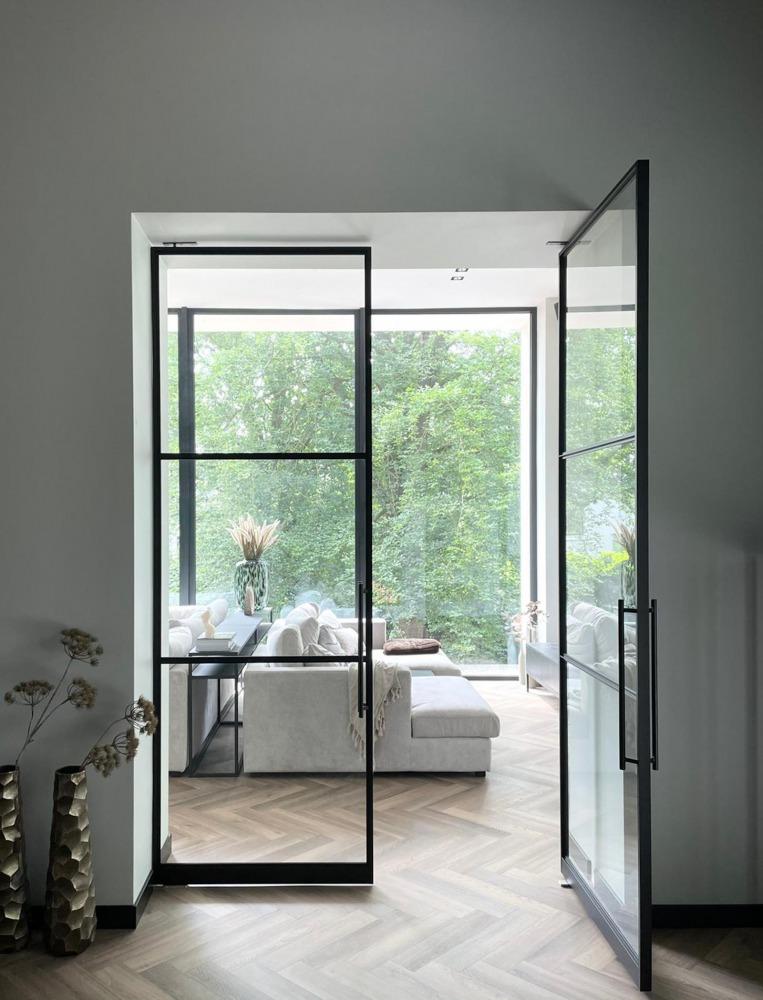 Verbouwing taatsdeuren architect Den Bosch
