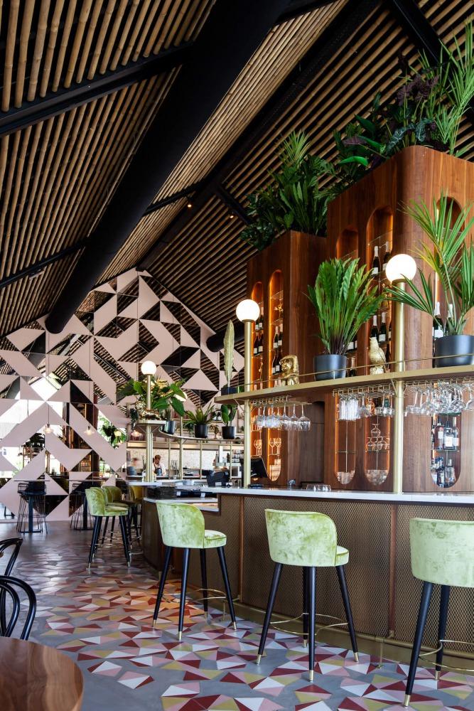 Bar restaurant Brass