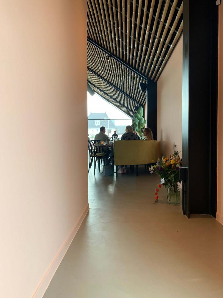 Restaurant Brass Nijmegen architect
