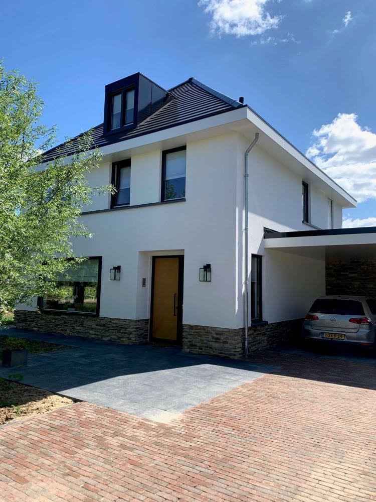 Ontwerp villa door architect Blaricum Bob Romijnders