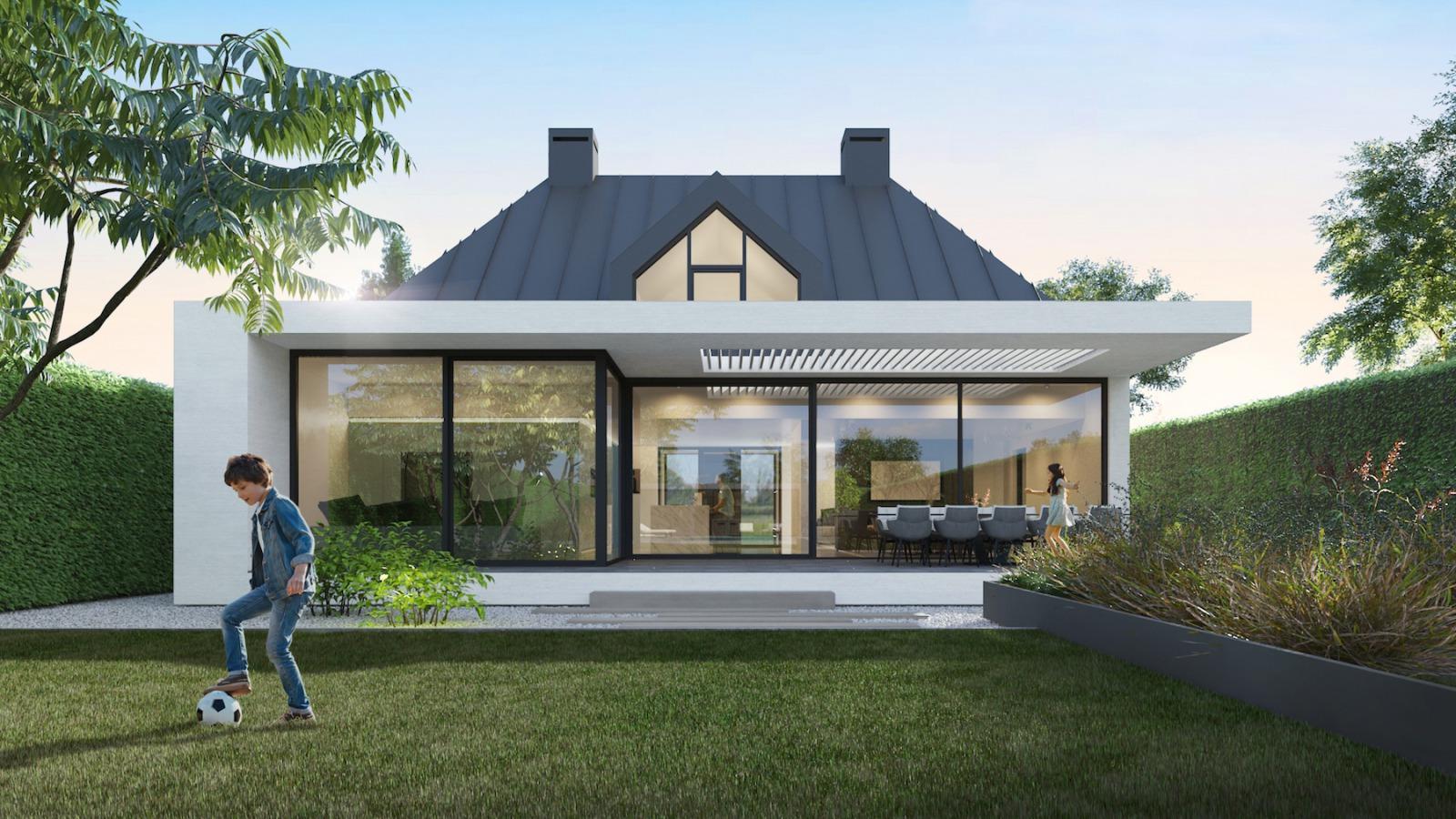 architectenbureau uit nijmegen poolhouse bouwen