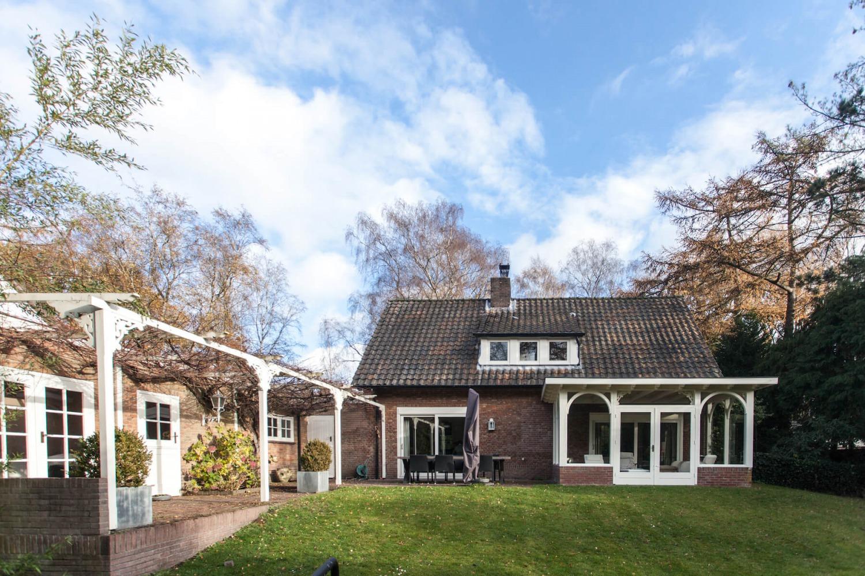 architect villa design private family house The Netherlands