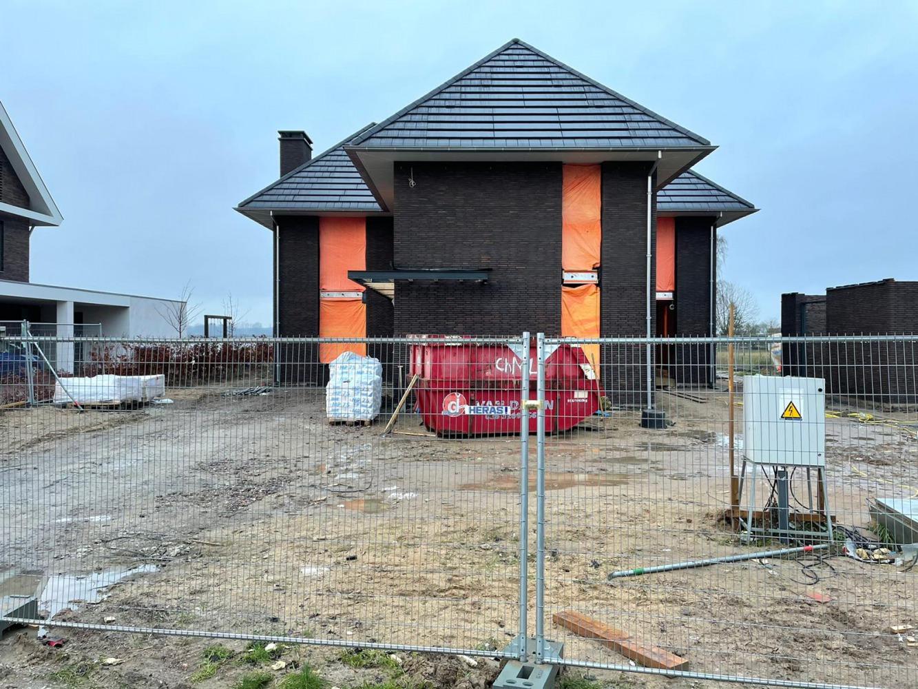Villa gebouwd in nijmegen-door-architectenbureau Bob Romijnders