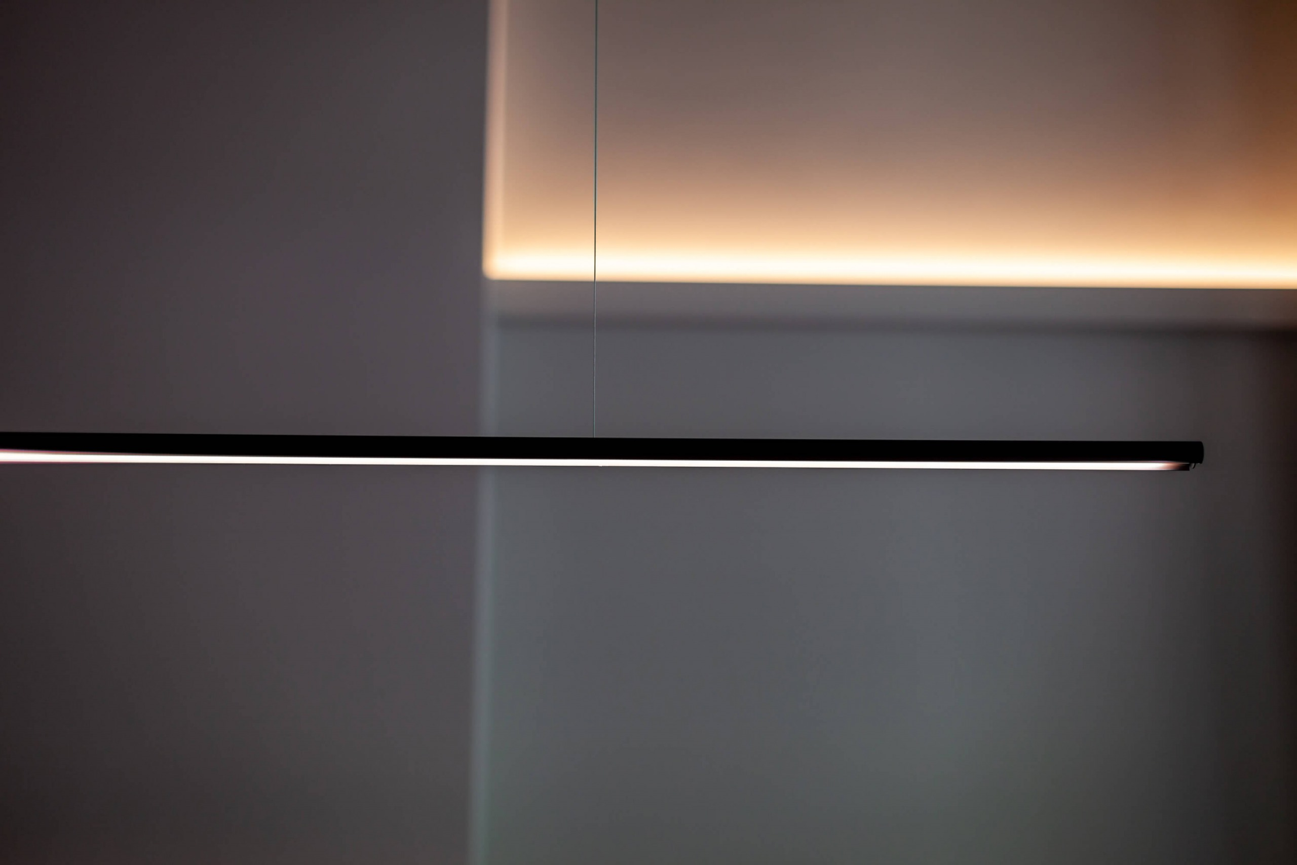 lichtdesign strak lijnenspel