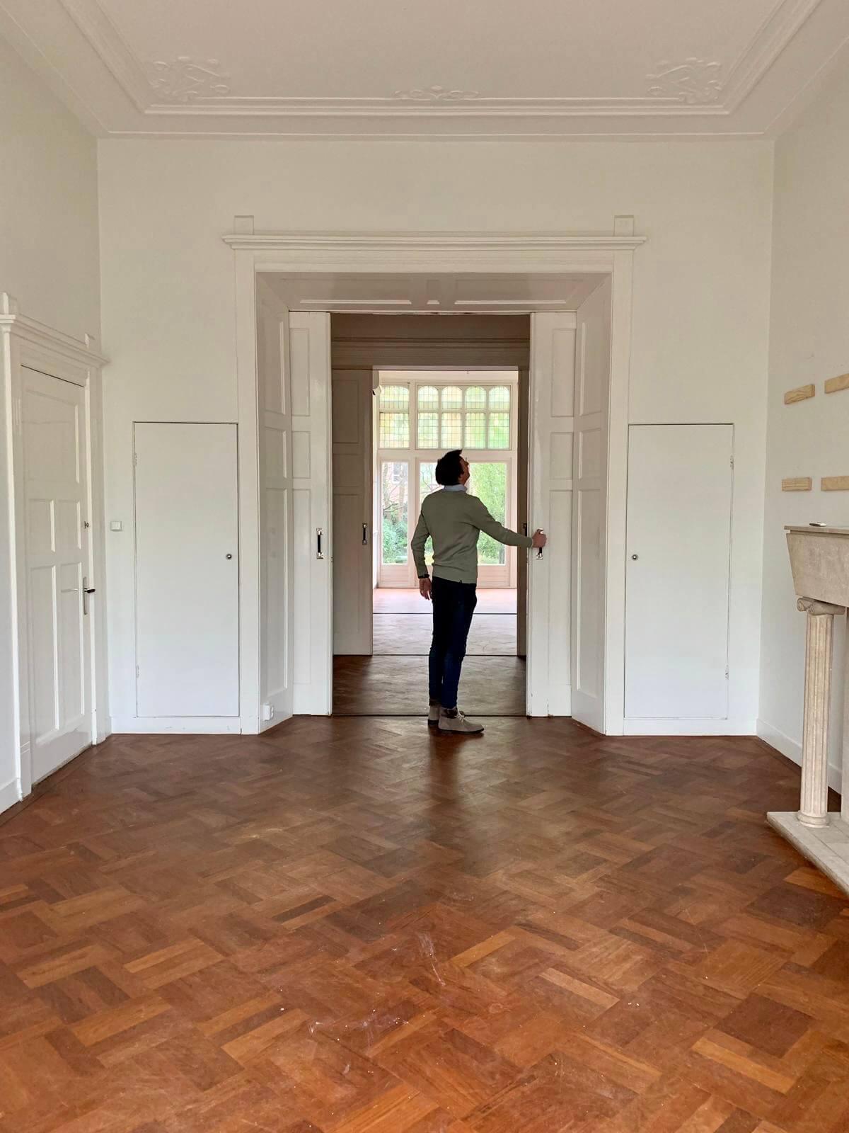 Architectenbureau bob romijnders gaat verhuizen
