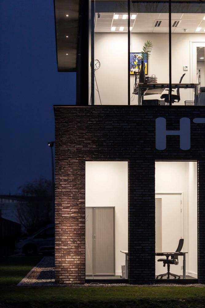 Architect voor de bouw van een bedrijfspand in Druten