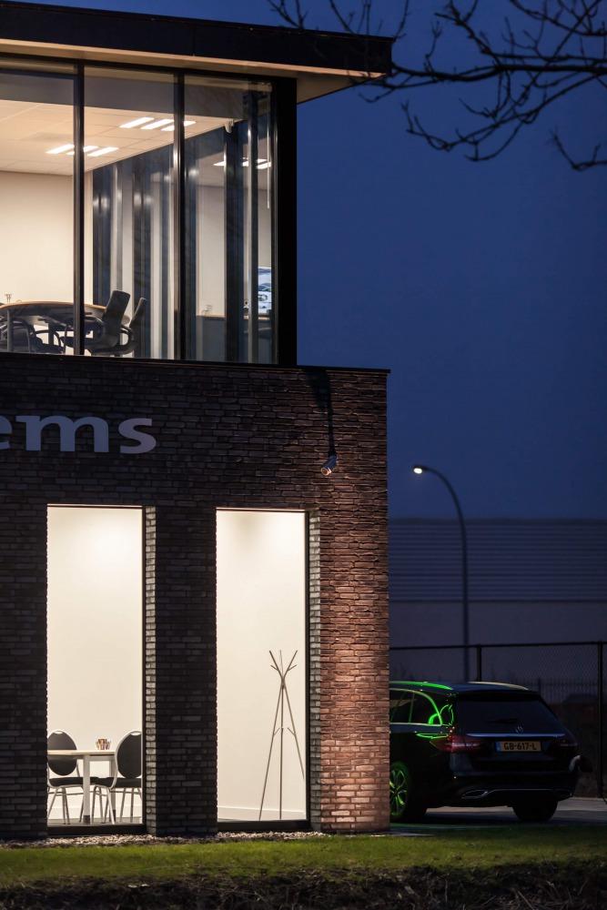 Nieuwbouw duurzaam bedrijfspand in gemeente Druten
