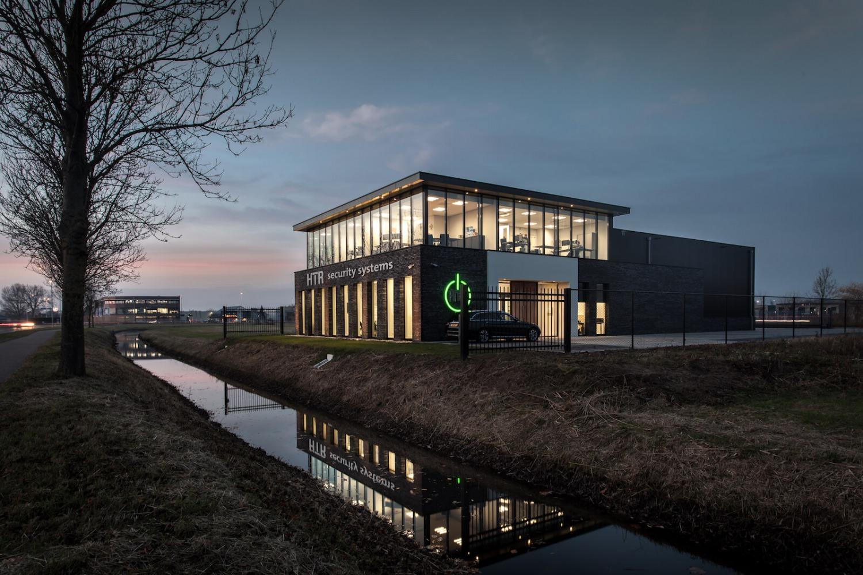 Architectenbureau Druten bedrijfspand Westerhout Zuid