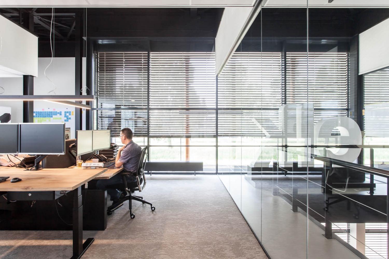 Verbouwing bedrijf interieurarchitect Nijmegen