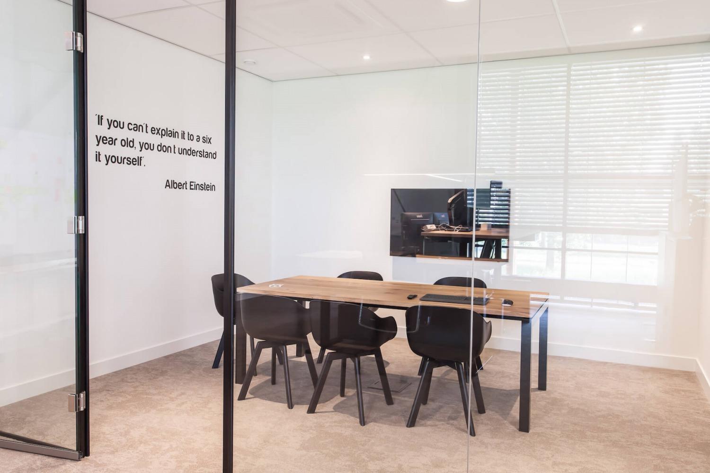 Verbouwing kantoor interieurarchitect Nijmegen