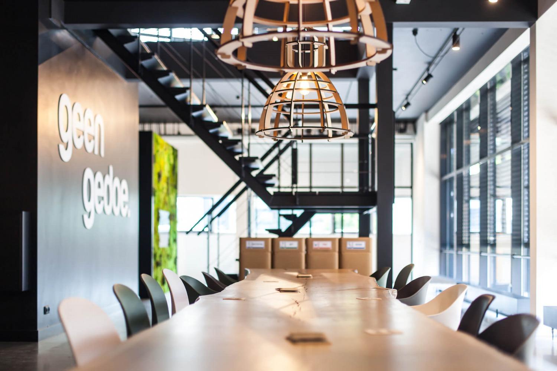 Verbouwing bedrijfspand interieurarchitect Nijmegen duurzaam
