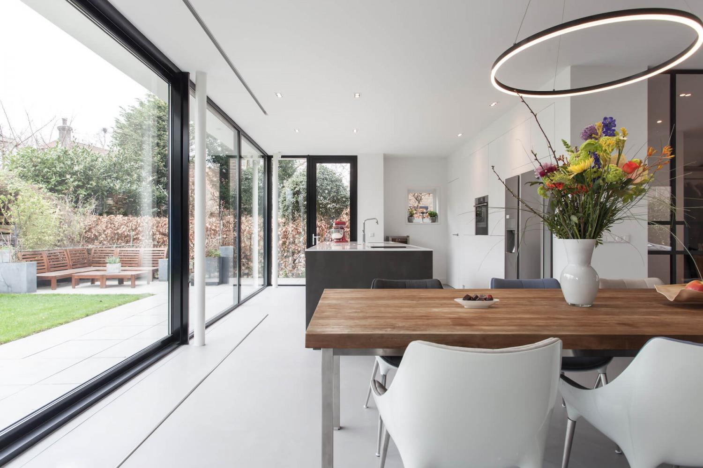 Verbouwing villa Nijmegen door Nijmeegs architectenbureau