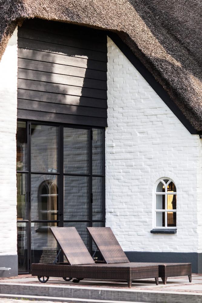 architect Den Bosch voor luxe verbouwing villa