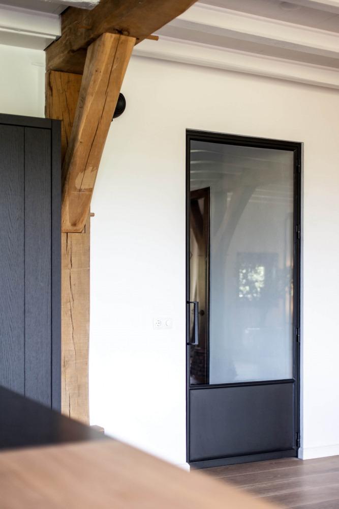 interieuradvies voor verbouwing luxe villa in het gooi