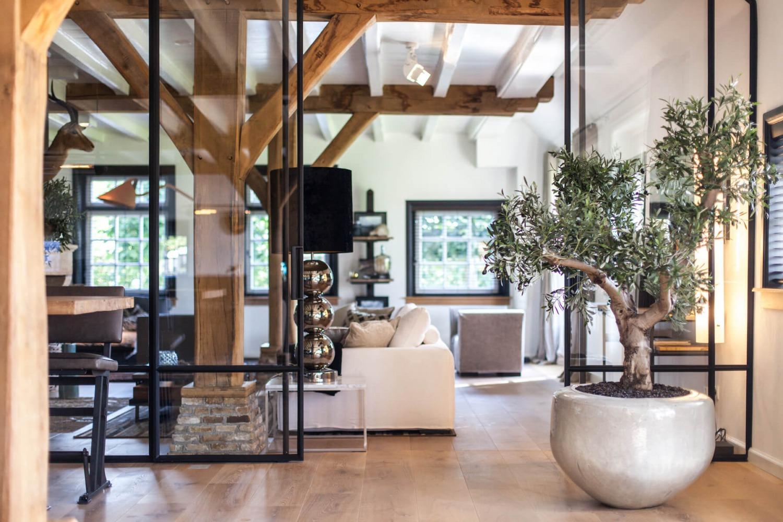 Interieuradvies luxe verbouwing villa in Naarden