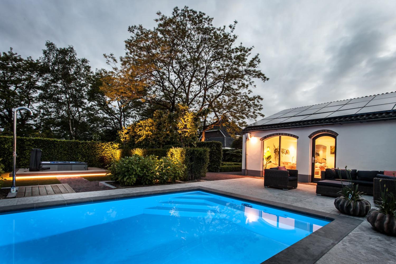 Architect luxe wellness ruimte