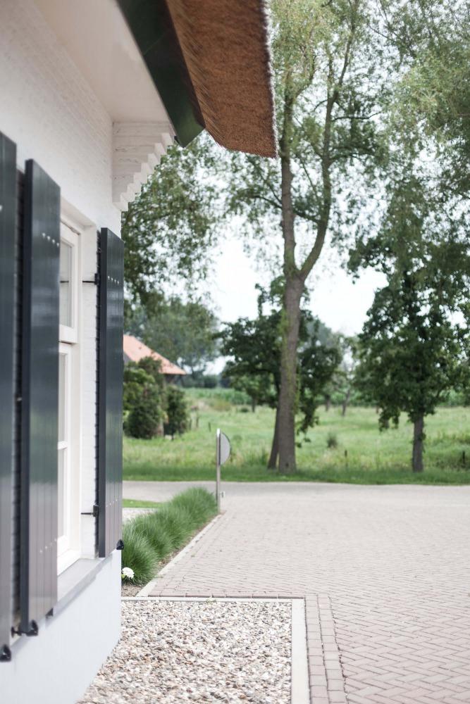Architect Ewijk gemeente Beuningen boerderij modern
