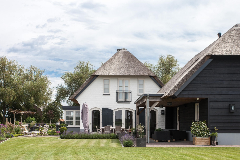 architectenbureau woning Nijmegen architect Ewijk landelijke woning