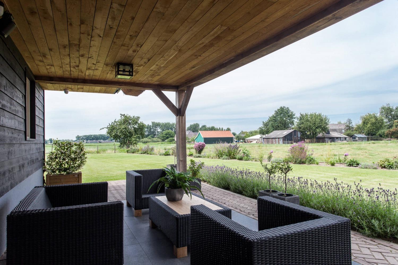architect Ewijk architectenbureau nijmegen landelijke woning Ewijk