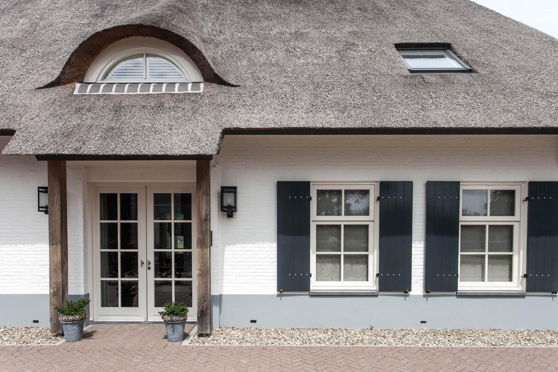 architectenbureau Wijchen architect Nijmegen landelijke woning Ewijk