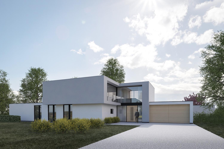 Verbouwing moderne bungalow Vlaardingen